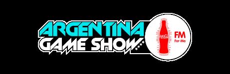 LOGO ARGENTINA GAME SHOW COCA COLA FM-1